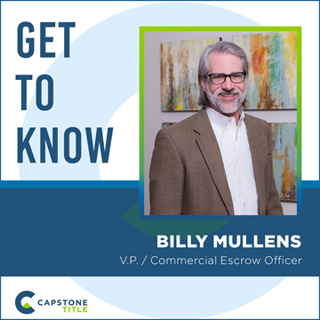 Get to Know Billy Mullens