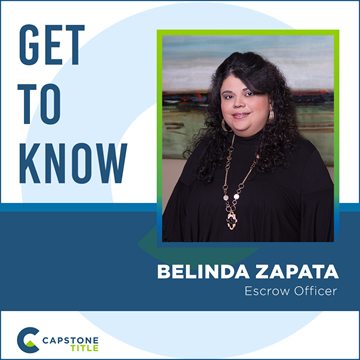 Get to Know Belinda Zapata