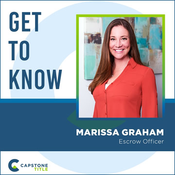 Get to Know Marissa Graham